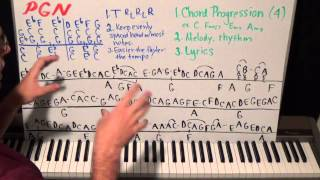 Piano Lessons Gone NUTS! Video 2 How To Play 4 Against 3