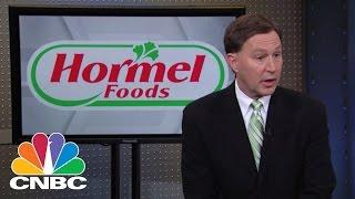 Hormel Foods Corp CEO Jeffrey Ettinger: Meat Lovers Merger | Mad Money | CNBC