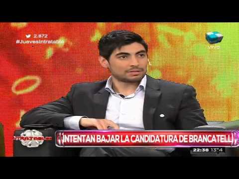 Peligra la candidatura de Brancatelli como concejal de Ituzaingó