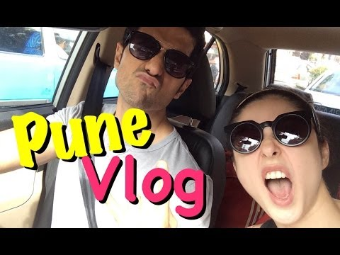VLOG || Pune Holiday!!!