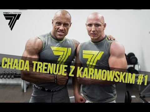 Chada trenuje z Michałem Karmowskim odc. 01