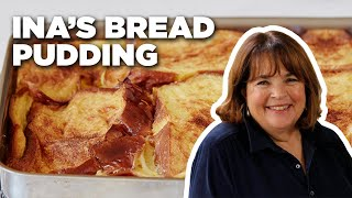 Ina's French Toast Bread Pudding How-To | Food Network