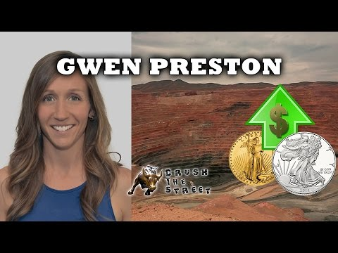 Gold/Silver, This Is The End To The Bottom - Resource Sector Expert Gwen Preston Interview
