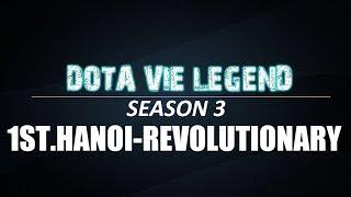 DVLSS3 | Match 04 | 1st.Hà Nội VN vs Revolutionary PH