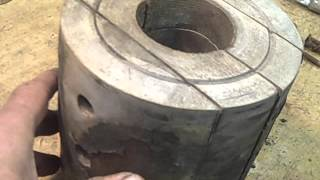 Line Shaft Pulley True Up