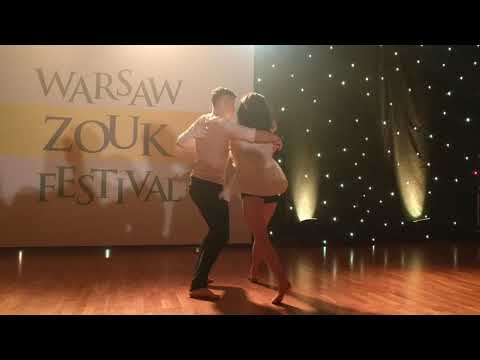 WZF2018: Victoria & Paul in Sunday's Performance ~ video by Zouk Soul