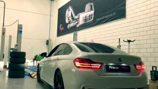 Active Sound Generator Diesel BMW 420D - Pro Car Tuning
