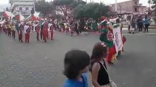 Fanfarra FANEOB de Euclides da Cunha 2018