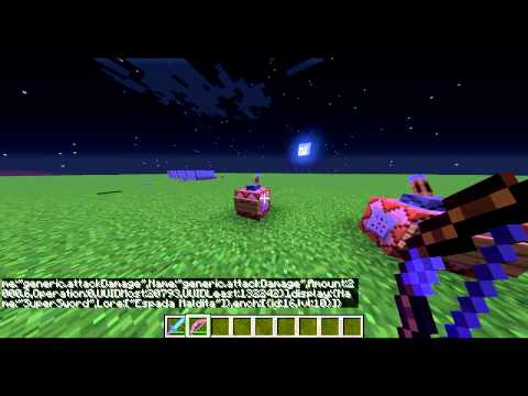 Como Encantar Al Nivel X/Truco de Comandos/Minecraft 1.7.X