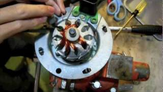 Removing Copper from Inductors and Motors