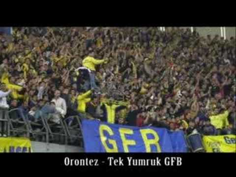 Orontez-Tek Yumruk GFB