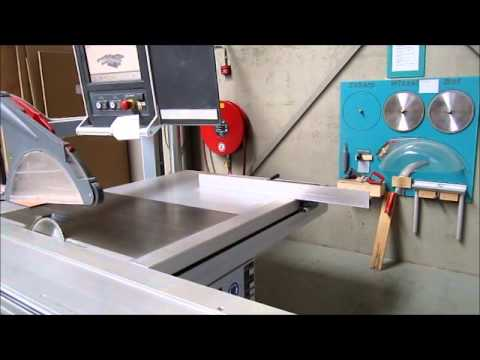 ALTENDORF Sliding Table Saw