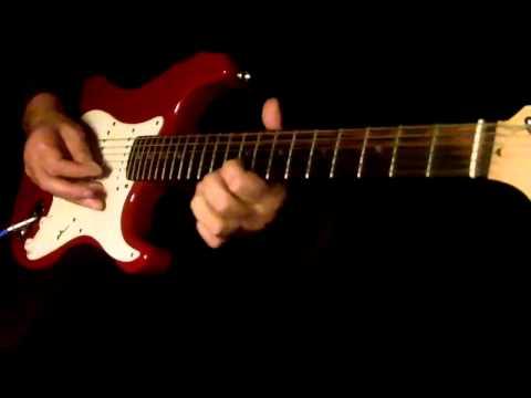 Pathar ke sanam..Guitar Instrumental..please use headphones...