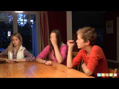 Family from Hamburg speaks about the importance of play