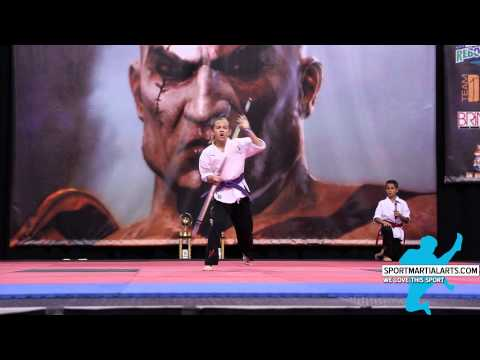 Florida Sports Martial Arts - Demo Team - Kratos World Karate Championships 2014
