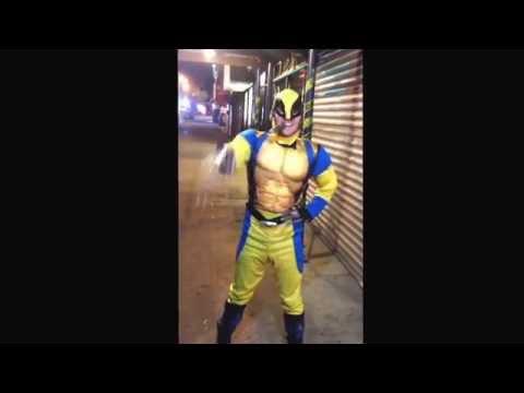 Wolverine does Beyoncé