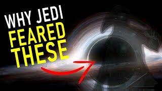 Why Jedi were TERRIFIED of Black Holes  Star Wars Lore