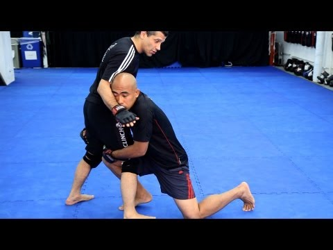 Countering Double & Sprawl Defenses | MMA Fighting Image 1