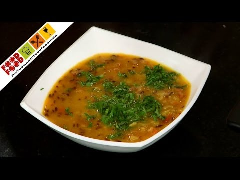Moong Dal Sultani | Food Food India - Fat To Fit | Healthy Recipes