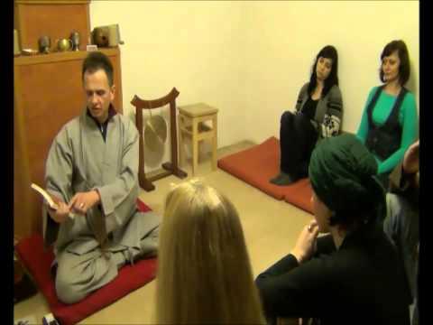 Warsztat Zen Z Mistrzem Dharmy Andrzejem Piotrowskim - Katowicki Ośrodek Zen 2013