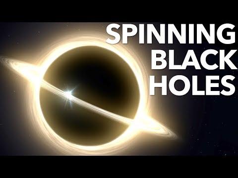 Spinning Black Holes