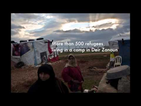 Doctors Without Borders brings medical care to Syrian refugees