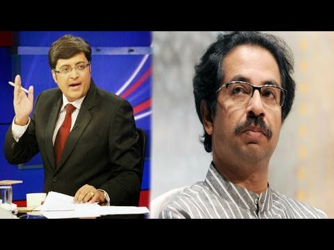 The Newshour Debate: Will Shiv Sena Say Sorry - Full Debate (23rd July 2014)