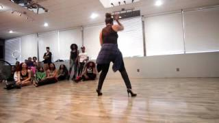 Master Class with Beyonce' Formation Dancer Tasha B.