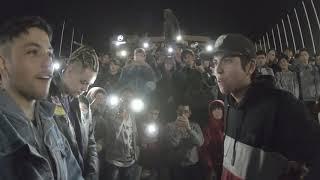KAISER - MCMADETUHERMANA vs ESTRIKTO - BOMBATACK: Exhibición - Street Rappers