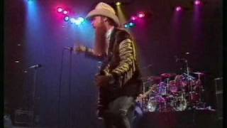 Watch ZZ Top Ten Foot Pole video