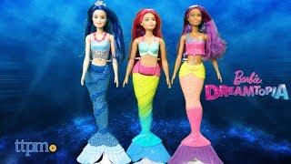 Barbie Dreamtopia Rainbow Cove Mermaid Dolls from Mattel