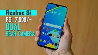 Realme 3i Launch at Rs.7,999 | Specs | Design | Price in India | First Sale