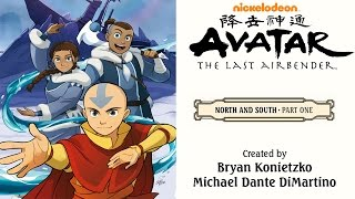 Avatar - North And South: Part 1 (FULL COMIC) (Motion Comic)