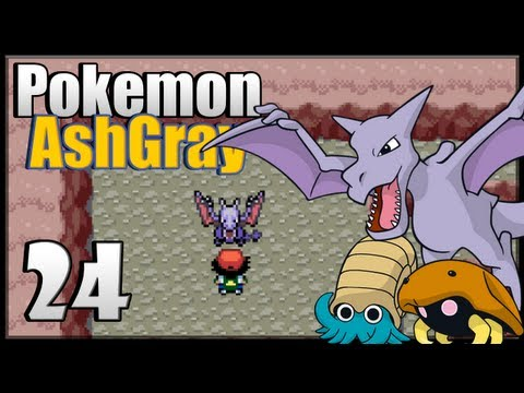 Pokémon Ash Gray - Episode 24 video