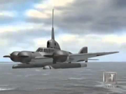 Летающая подводная лодка Юмор! Прикол! Смех