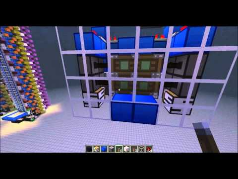 Minecraft Showcase: 2x2 Smallest Flush Piston Door (Jeb Door)