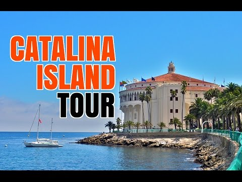 Ultimate Catalina Island Tour - All Star Weekend! (Ep.30)