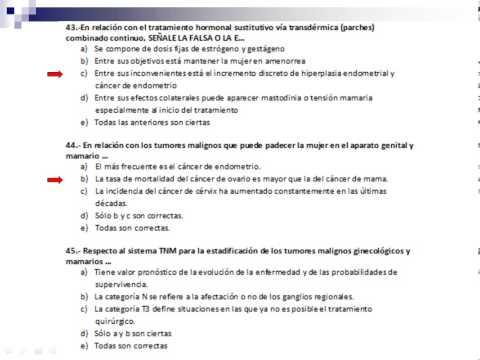 umh1942 Ginecología. Examen Junio 2012-13