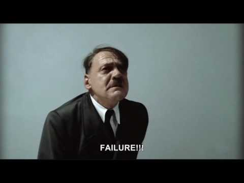 Hitler is informed about the Apple iPad