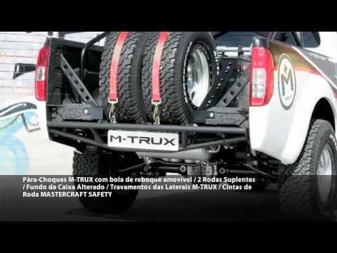 Nissan D40 Navara/Frontier PreRunner One DETAILS by M-Trux