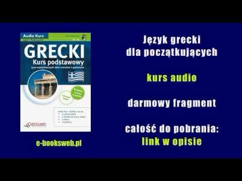 Język Grecki Dla Początkujących - Kurs Audio