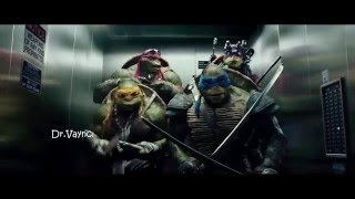Teenage Mutant Ninja Turtles 2 - KAŞIK HAVASI*