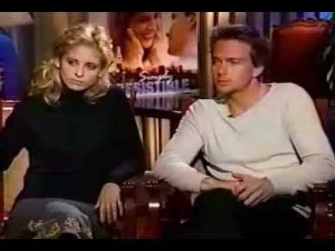 Sean Patrick Flanery & Sarah Michelle Gellar Simply Irresistible