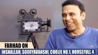 Farhad Samji On Inshallah v/s Sooryavanshi, Housefull 4, Sajid Khan Coolie No.1, Varun, Sara