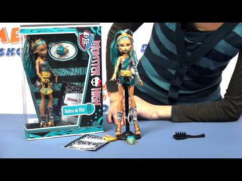 Córka Mumii - Nefera de Nile - Monster High - www.MegaDyskont.pl - sklep z zabawkami