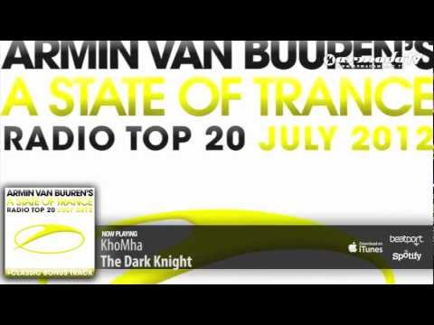 Out now: Armin van Buuren – A State Of Trance Radio Top 20 – July 2012