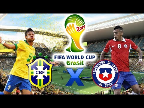 Copa do Mundo Brasil 2014 - Brasil x Chile - 2014 Fifa World Cup Brazil [PS3]