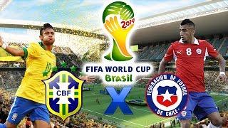 Copa do Mundo Brasil 2014 - Brasil x Chile - 2014 Fifa World Cup Brazil [PS3]