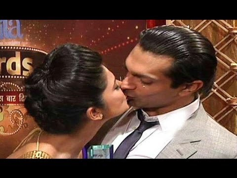 Karan Singh Grover Kissing Jennifer Winget