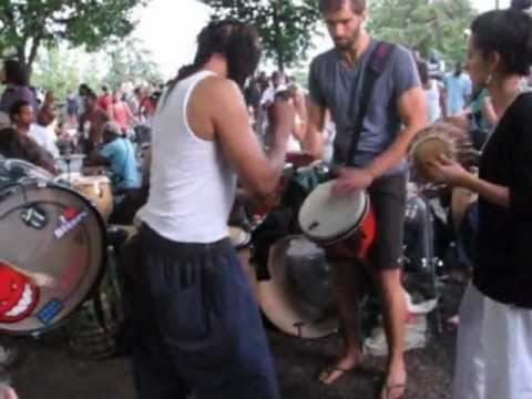 Sunday, 3 June 2012 COMPILATION of Malcolm X. Park Drum & Dance Circle / Washington DC